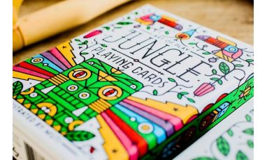 Jungle Deck Cartes Playing Cards