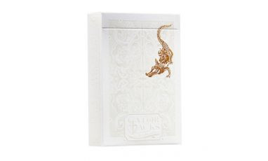 Gold Foil Gatorbacks Cartes Deck Playing Cards