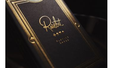 Rarebit Gold Deck Playing Cards