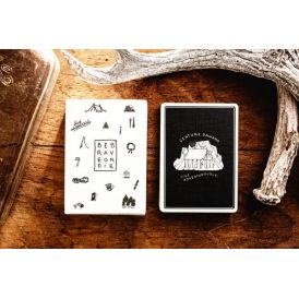 Camp Card Winter Edition Playing Cards