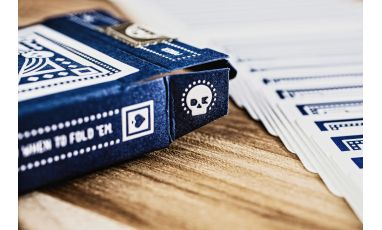 DKNG Blue Deck Cartes Playing Cards