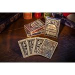Bicycle U.S. Presidents Red Playing Cards