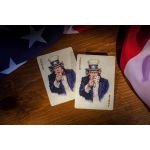 Bicycle U.S. Presidents Red Cartes Playing Cards