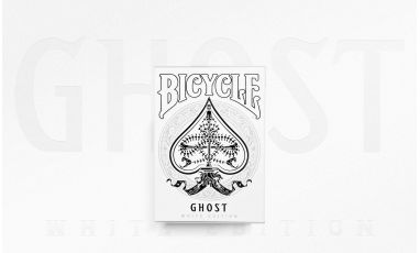 Ghost Deck Legacy White Playing Cards
