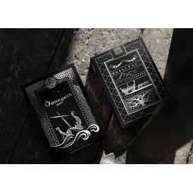Midgard Danegeld Black Deck Playing Cards