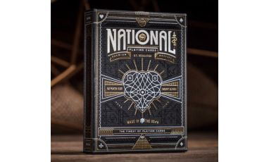 National Deck Playing Cards