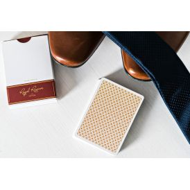 Royal Reserve White Playing Cards