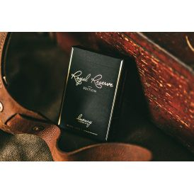 Royal Reserve Black Private Cartes Playing Cards