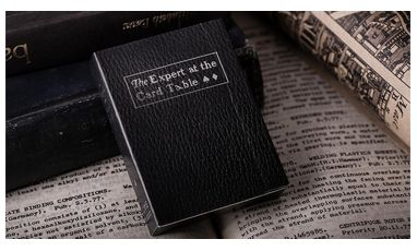 Black Luxury Expert at the Card Table Deck Playing Cards
