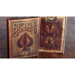 Bicycle Wood Cartes Deck Playing Cards