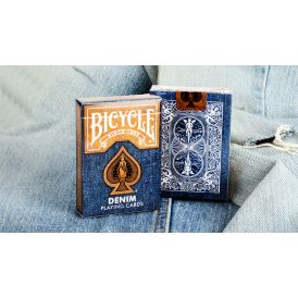 Bicycle Denim Cartes Deck Playing Cards