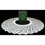 Bicycle MetalLuxe Emerald Cartes Deck Playing Cards