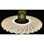 Bicycle MetalLuxe Gold Cartes Deck Playing Cards