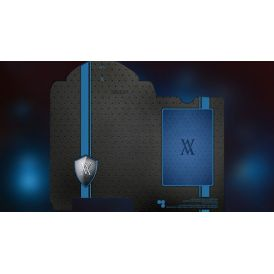 Verve Blue Deck Cartes