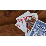 Liberty Blue Cartes Deck Playing Cards