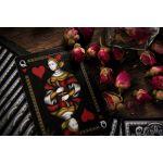 Apothecary Primavera Ponderings Black Cartes Deck