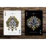 Handgilded Color Changing White Set Cartes Deck