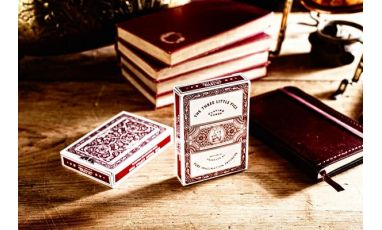 The Three Little Pigs Deck Playing Cards
