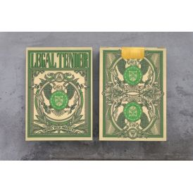 US Legal Tender Cartes Deck Playing Cards