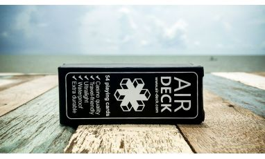 Air Deck Black Deck Playing Cards