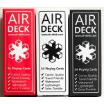 Air Deck Red Deck Playing Cards