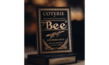 Coterie Bee Gold Edition Cartes