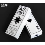 Air Deck White Cartes Deck Playing Cards