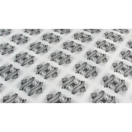 White Arcane Uncut Sheet