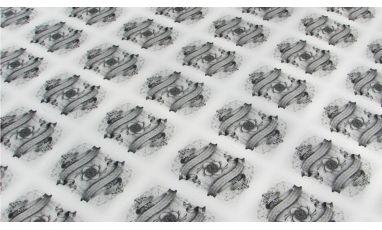 White Arcane Uncut Sheet