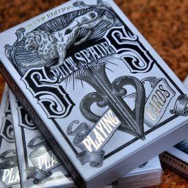 Split Spades Lions Silver Edition Cartes