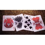 Heraldry Deck Azure Playing Cards