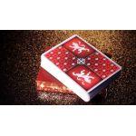 Heraldry Deck Sanguine Playing Cards
