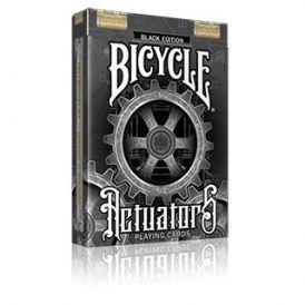 Bicycle Actuators Black Edition Cartes