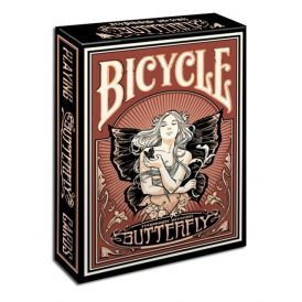 Bicycle Butterfly Playing Cards