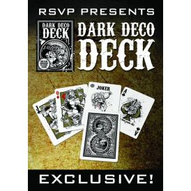 Bicycle Dark Deco Playing Cards