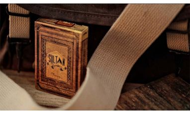 Sultan Treasury Playing Cards Deck