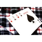 Verve Rouge Deck Playing Cards
