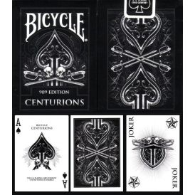 Centurions Black Cartes