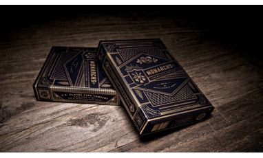 Monarchs Playing Cards Deck V2