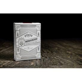 Silver Monarchs Cartes