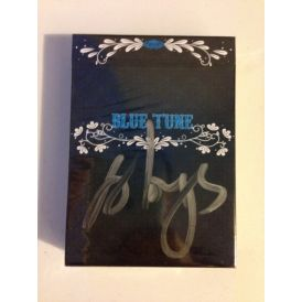 BlueTune Blue Tune Signed Playing Cards
