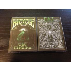 Bicycle Call of Cthulhu Limited Green Edition Playing Cards