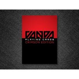 VANDA Crimson Cartes