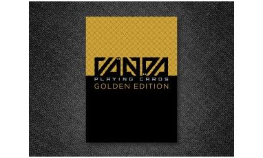 VANDA Golden Cartes Deck Playing Cards