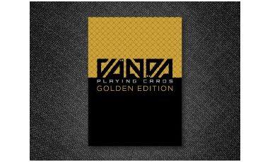 VANDA Golden Playing Cards Deck