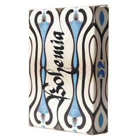 Bohemia Unlimited Edition Blue Playing Cards