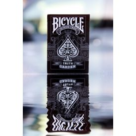 Bicycle Truth Garden 03 Black Deck Cartes