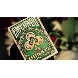 Ornate Deck Emerald (Green)