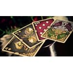 Ornate Deck Amethyst (Pink) Playing Cards
