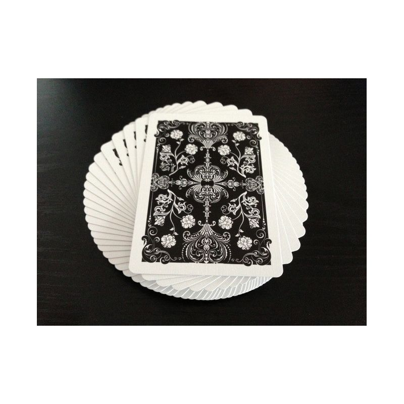 Bicycle Truth Garden 03 Black Deck Playing Cards